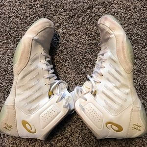 ASICS Jordan Burroughs wrestling shoes